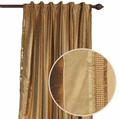 Curtain Rods With Crystal Ends Drawstring Curtains and