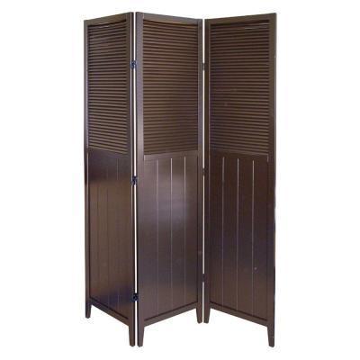Home Decorators Collection Shutter Door 3 Panel Wood