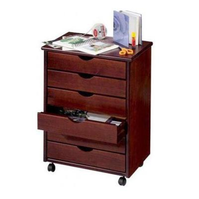 Home Decorators Collection STANTON STORAGE CART WIDE