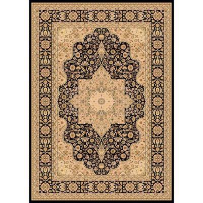 Home Dynamix Majestic Black 9 ft. 2 in. x 12 ft. 5 in. Area Rug