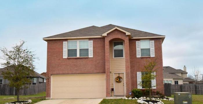Home for Sale in San Antonio, TX | 903 Silverado Way