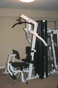 Home Gym By Body Solid Exm 3000 Lps Ontario Ohio For