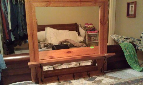Home Interior amp; Gifts mirror and shelf Sevierville for Sale in