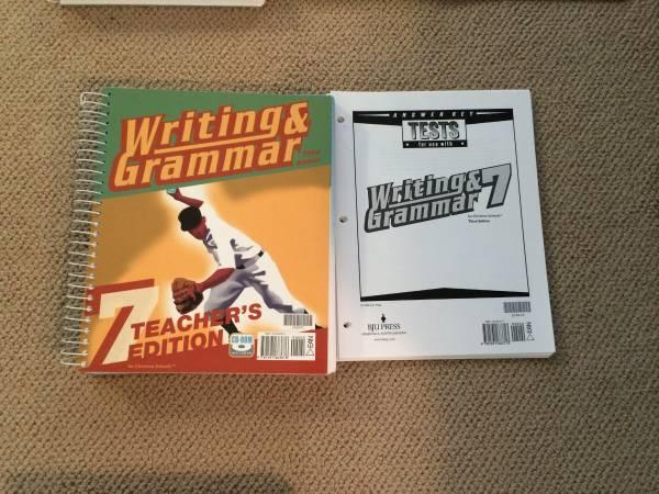Home School Books 7th Grade For Sale In Pflugerville Texas