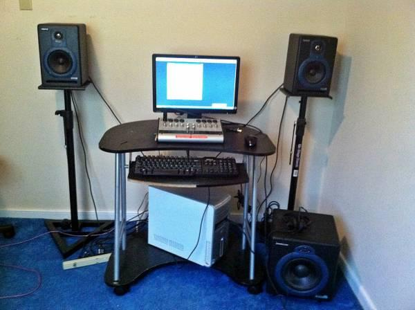 Home Studio/Recording Equipment- Alesis Firewire Interface and more!! - $450