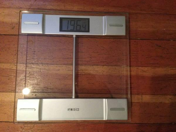 Homedics Sc 400 Bathroom Scale 10