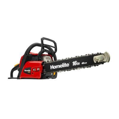Homelite 16 in. 42 cc Gas Chainsaw