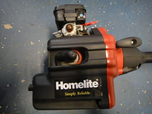 Homelite Gas Weed Eater And Great Condition Accept