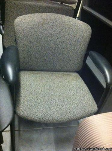 HON guest chairs for sale!