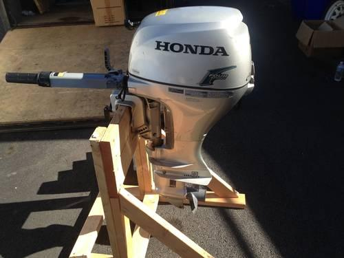 Honda 15 hp 4 stroke outboard short shaft for sale in for Honda outboard motors for sale used