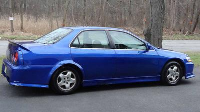 honda accord 1998 4dr v6 shaved handles r34 tail lights for sale in caldwell new jersey. Black Bedroom Furniture Sets. Home Design Ideas