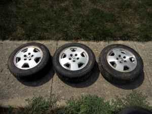 Honda Accord 2001 Lx Parts Wheels Rims Tires Taillights