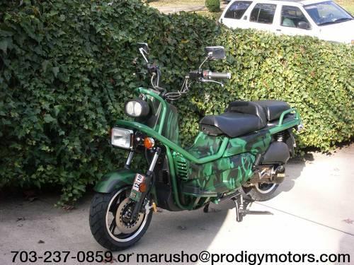 HONDA BIG RUCKUS Chinese Clone MOTOR SCOOTER: 2009 158