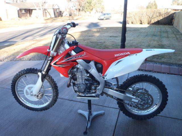 Honda CRF 450R 2012 EXCEPTIONAL CONDITION