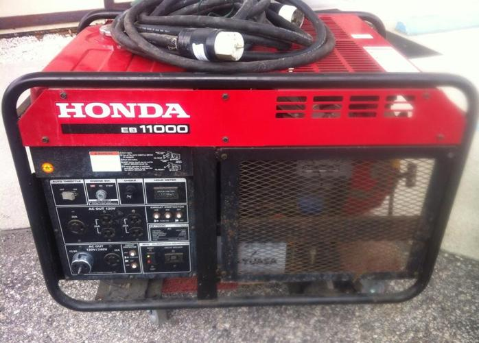 Captivating HONDA EB11000 GENERATOR WHOLE HOUSE   $1900 (LAKELAND)