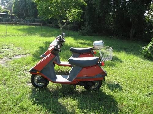 honda elite 80 scooters run great for sale in jacksonville florida classified. Black Bedroom Furniture Sets. Home Design Ideas