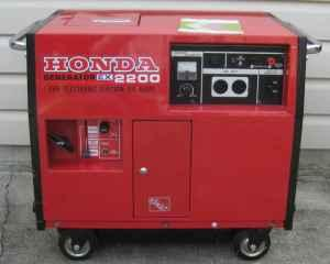 honda gas generator carlisle for sale in chambersburg pennsylvania classified. Black Bedroom Furniture Sets. Home Design Ideas
