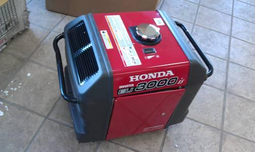 HONDA Generator 3000 WATT, Like New