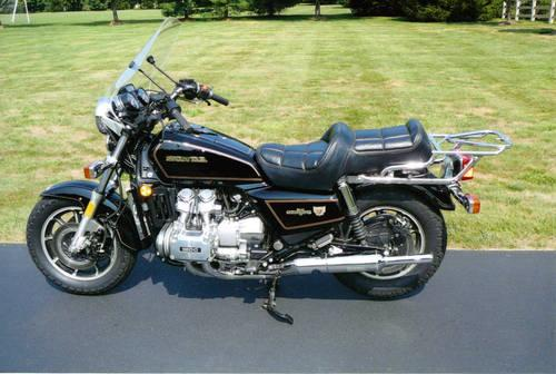 Honda Goldwing  1984  For Sale In Bay Head  New Jersey