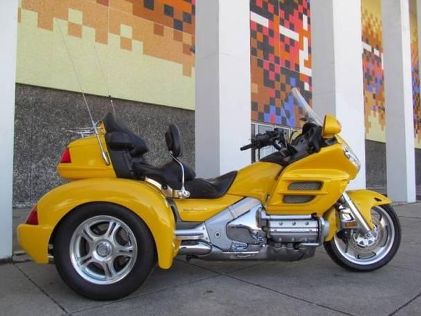 Honda Goldwing Trike GL1800