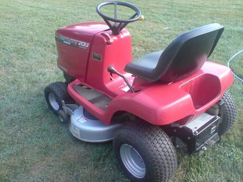 honda harmony 2013 hydrostatic riding mower 38 for sale in germantown