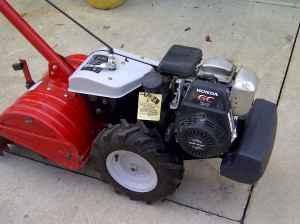 Honda Huskee Tiller - $325 (Rossville, Ga )