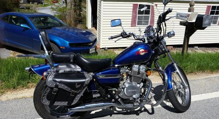 honda motorcycle for sale in lusby maryland classified. Black Bedroom Furniture Sets. Home Design Ideas