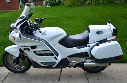 Honda Police Motorcycle St1100 Quot 2003 Quot For Sale In Garland
