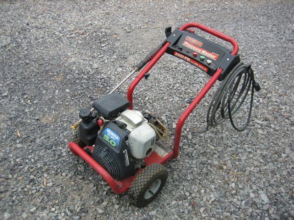 Honda Pressure Washer Georgetown Tn For Sale In
