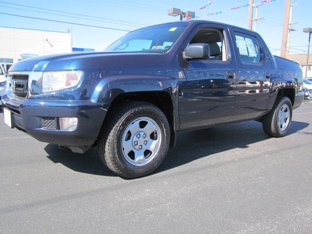 honda ridgeline 4x4 rt 4dr crew cab pickup 2011 for sale in baresville pennsylvania classified. Black Bedroom Furniture Sets. Home Design Ideas