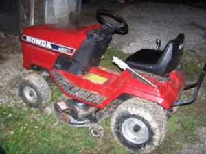 Honda Riding Mower HT3813 - $800 Frankfort, KY