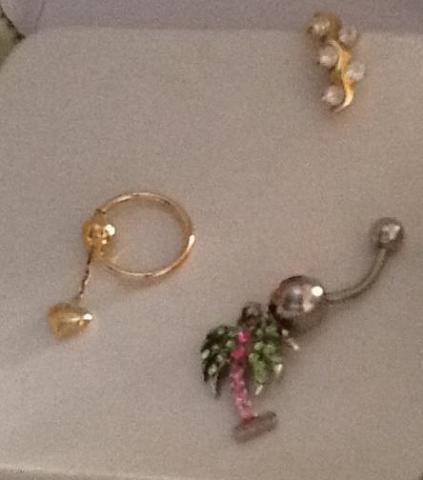Hoop Earring Belly Button Rings Toe Ring For Sale In Homer Glen
