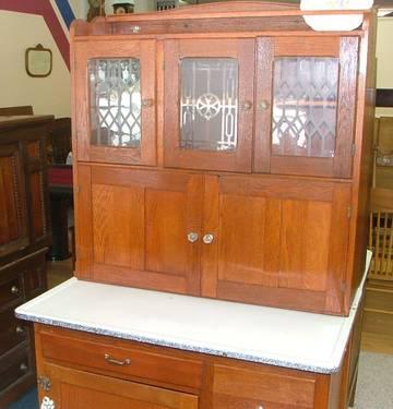 Hoosier Baking Cabinet