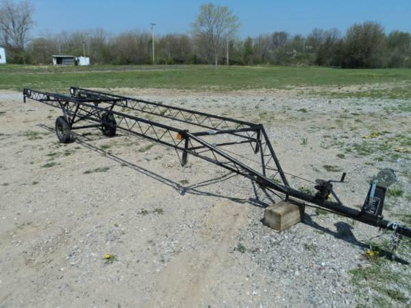 Hoosier Pontoon Boat Trailer Jason Dietsch Sales For Sale In Edgerton Ohio Classified