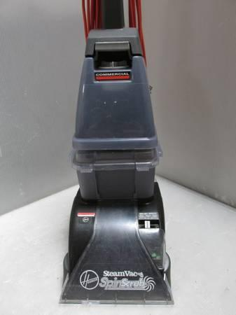 Hoover SteamVac Spotter  Carpet Cleaner - $75