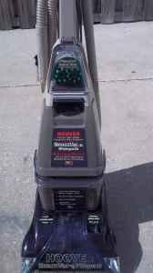Hoover Steamvac Wide Path Floor And Carpet Cleaner