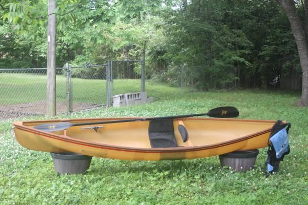 Hornbeck Custom Canoe For Sale In Durham North Carolina