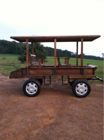 Horse drawn wagon - $1400 (Cleveland tn)