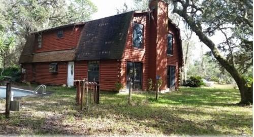 Horse Property Cabin Style Single Fa...