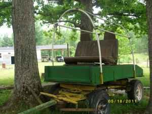 Horse wagon - $400 (Pikeville Tennessee)