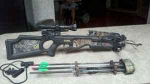 Horton Explorer 150 Crossbow with Scope - $225 (Waterford PA)