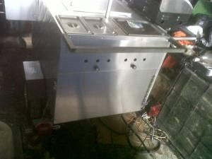 hot dog cart new - $2500 (psl)