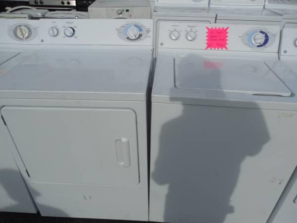 Hot Hot Hot Deals Here The Outlet On These Ge Used Washer Dryer Set For Sale In Manor