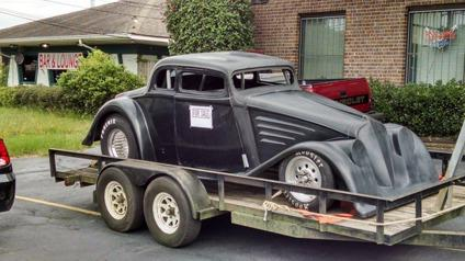 HOT ROD ! 1934 Willys Project Car