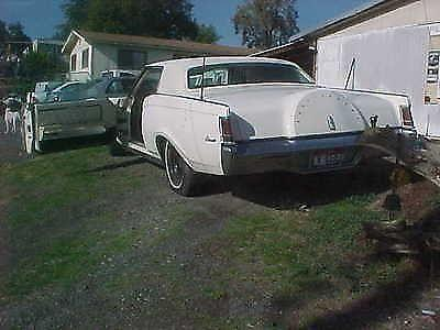 Hot Rod Lincoln Mark 3 460 Engine 30k Grandmas Car Out Of Storage
