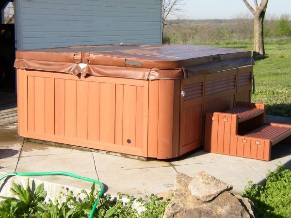 Hot Tub 2007 Sundance Capri Miami Ok For Sale In