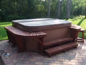 hot tubs for sale mn