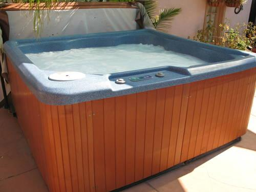 Hot Tub Spa 6 Person Hydrotherapy Spa For Sale In Los
