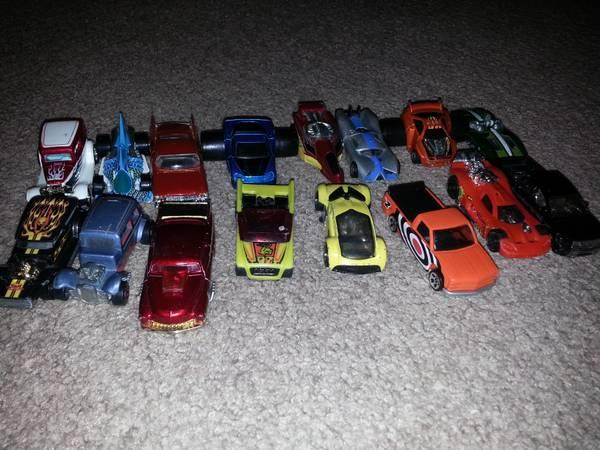 hot wheels for sale 6$ - $5