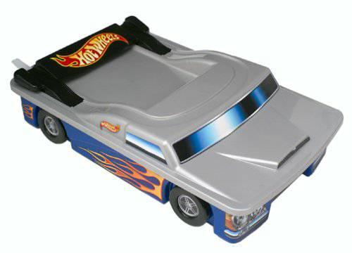 Hot Wheels Under The Bed Storage Bins Amp Race Track For